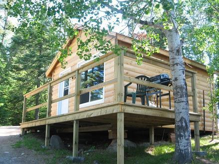 Log Cabin, Thunder Bay Resort