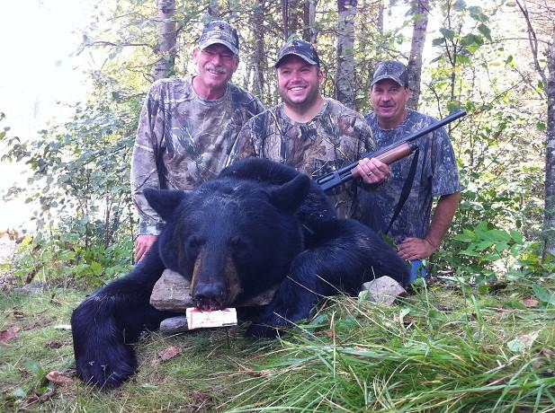 Black Bear Adventure Hunting