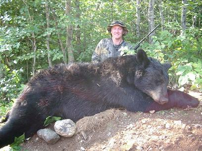Black Bear Hunt Ontario